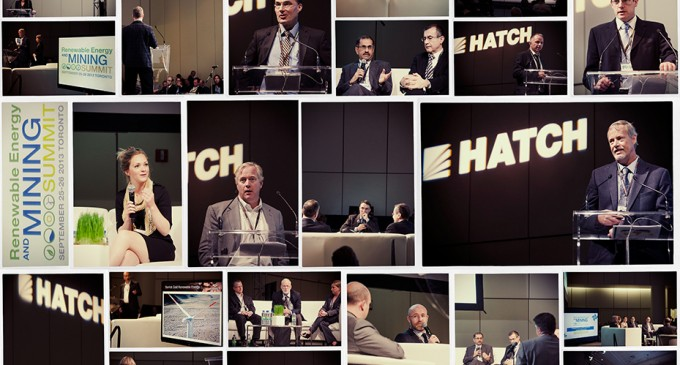 Hatch becomes Principal Sponsor of all Renewables and Mining Summits