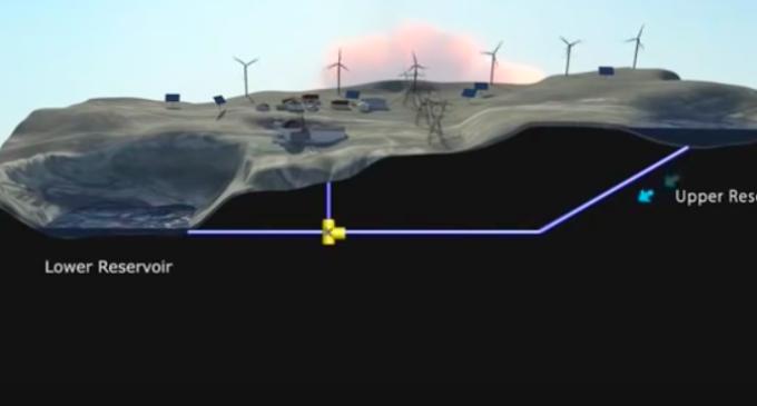 Genex Power Encouraged by Feasibility Study to Convert Old Mine into Hydro Storage Plant