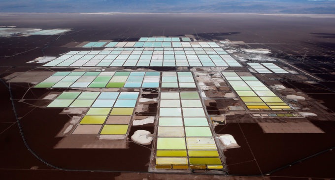 Lithium: The Fuel of Tomorrow